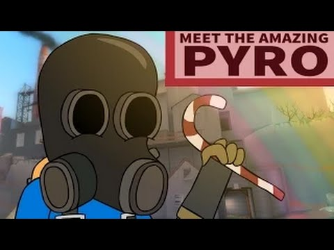 meet the amazing pyro remake it
