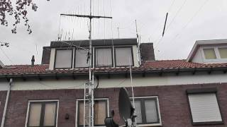 The Antenna setup from SWL NL6777