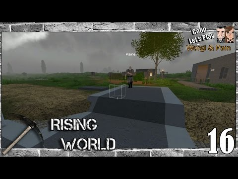 Rising World * COOP * #S01EP16 - Streets of London? -
