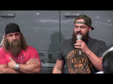 Diesel Brothers at SEMA