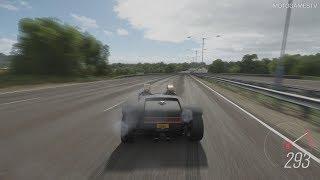 Forza Horizon 4 - 1969 Hot Wheels Twin Mill Gameplay