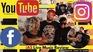 MUSIC GOT 50 CENT SHOT?!! iAS Live Music Review Ep.16. S.5 Pt.1