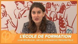 EN DIRECT - #eFi8 - La 6e République : abolir la monarchie présidentielle
