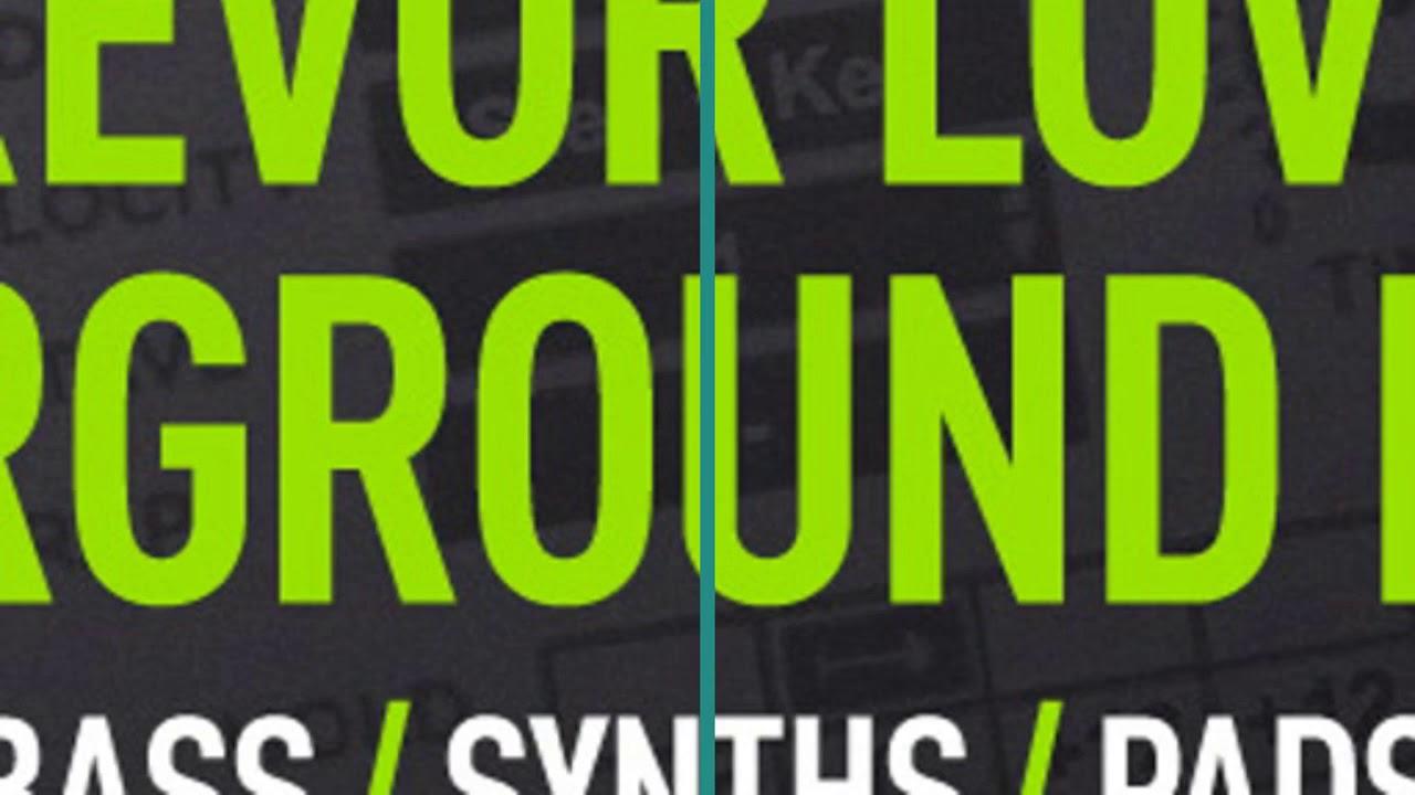 Trevor Loveys - 90s House Sylenth Presets - Loopmasters Patchworx #1