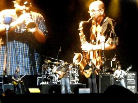 Dave Matthews Band All Along the Watchtower lyrics All ...