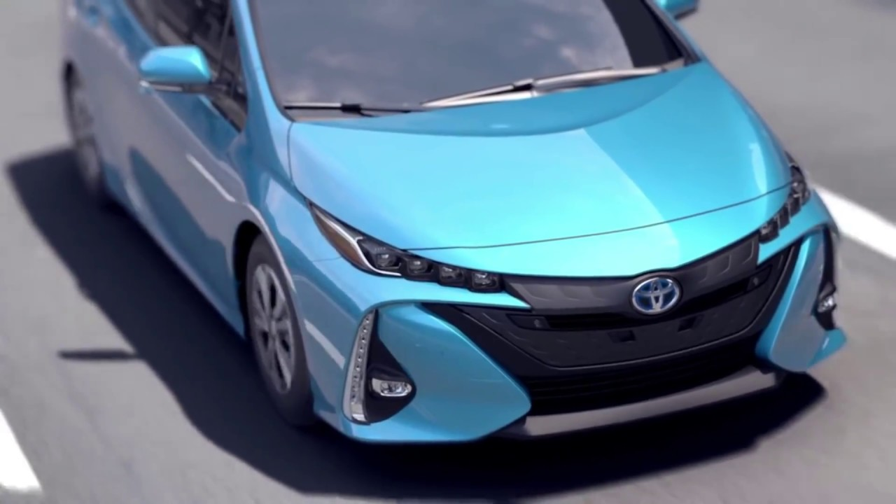 2019 Toyota Prius The Plugin Hybird Cars Autonew Update 2018witw Ny