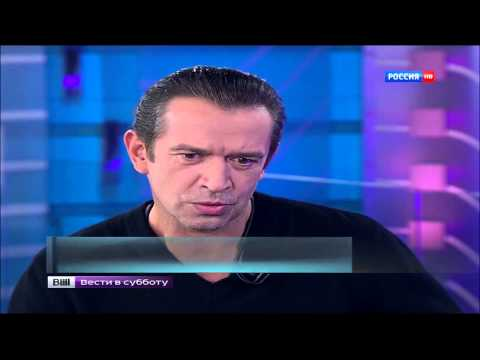 """Владимир Машков о сериале """"Родина"""" -14.03.2015"""