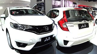 New 2016, 2017 Honda Fit Hybrid, 1400CC petrol engine and a 14hp electric motor