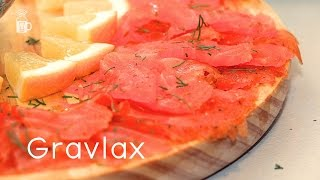 Gravlax - How to make Scandinavian cold cured salmon