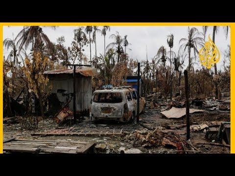 محكمة العدل الدولية تنظر في اتهام حكومة ميانمار بإبادة أقلية الروهينغا  - نشر قبل 2 ساعة