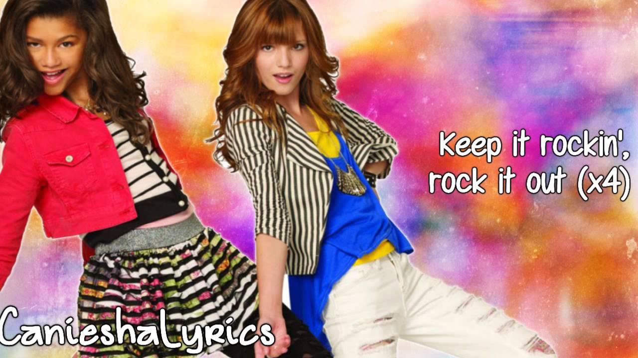 Download Shake It Up - Alana de Fonseca - All The Way Up (Lyrics Video) HD