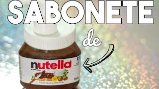 DIY :: Como fazer Sabonete de Nutella | Projeto DIY
