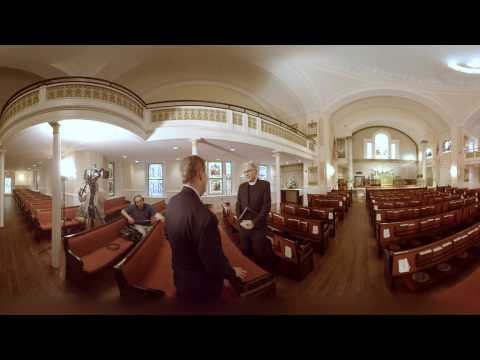 360: St. Johns Episcopal Church Interview (C-SPAN)