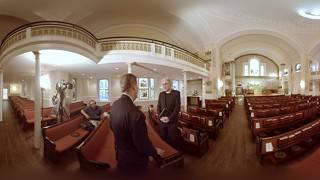 360: St. Johns Episcopal Church Interview (C-SPAN)