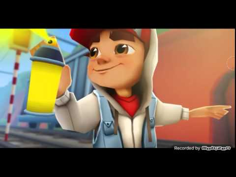 Subway Surfers Trailer Google Play