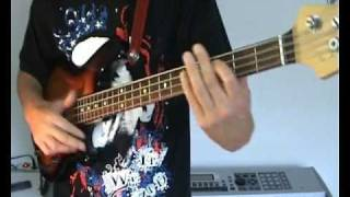Level 42 - Something About You - Bass Cover