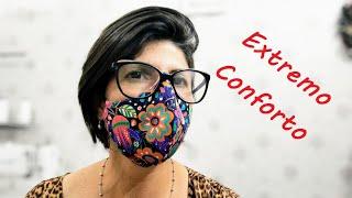 Máscara Anatômica Extremo Conforto – Novo Modelo Tamanho M