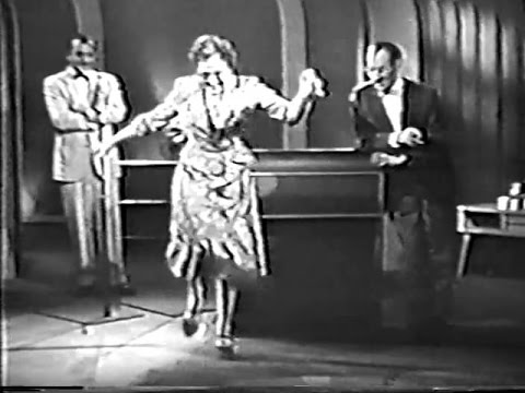 You Bet Your Life #57-30 The Tap Dancing Septugenarian Landlady ('Shoe', Apr 17, 1958)