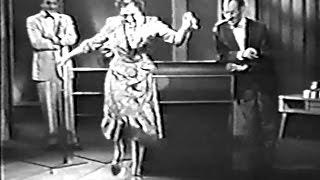 You Bet Your Life #57-30 The Tap Dancing Septugenarian Landlady (