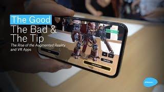 Arttırılmış Gerçeklik Yükselişi ve VR Uygulamaları - İyi, Kötü ve Ucu