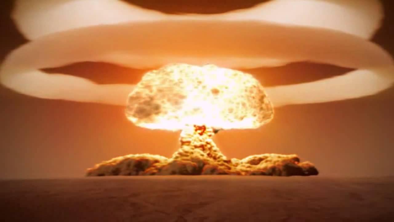 tsar bomb nuclear explosion hd youtube