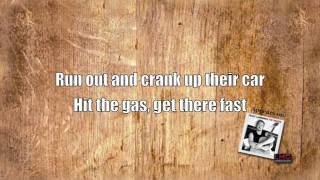 Tracy Lawrence - Find Out Who Your Friends Are (Lyric Video)