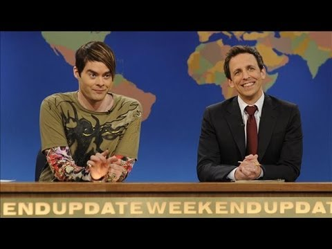 Bill Hader on His 'SNL' Friends and Moving On