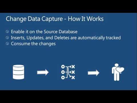 Change Data Capture (CDC) using SSIS