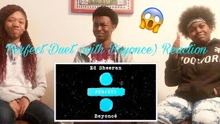 Download Lagu Ed Sheeran -Perfect Duet (with Beyonce) Reaction Mp3