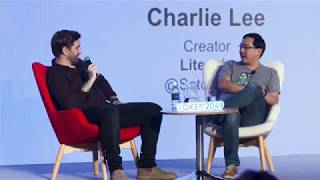 TOKEN2049 - Fireside Chat: Charlie Lee and Peter McCormack
