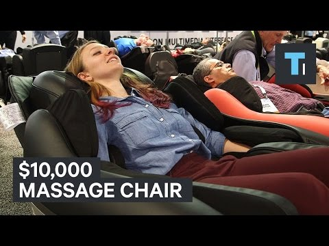 $10,000 Massage Chair