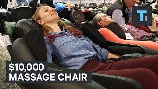 $10,000 massage chair
