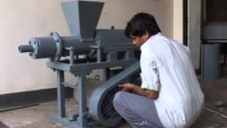 TARA Briquette machine