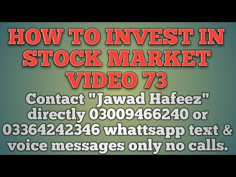 How to invest in stock market video 73