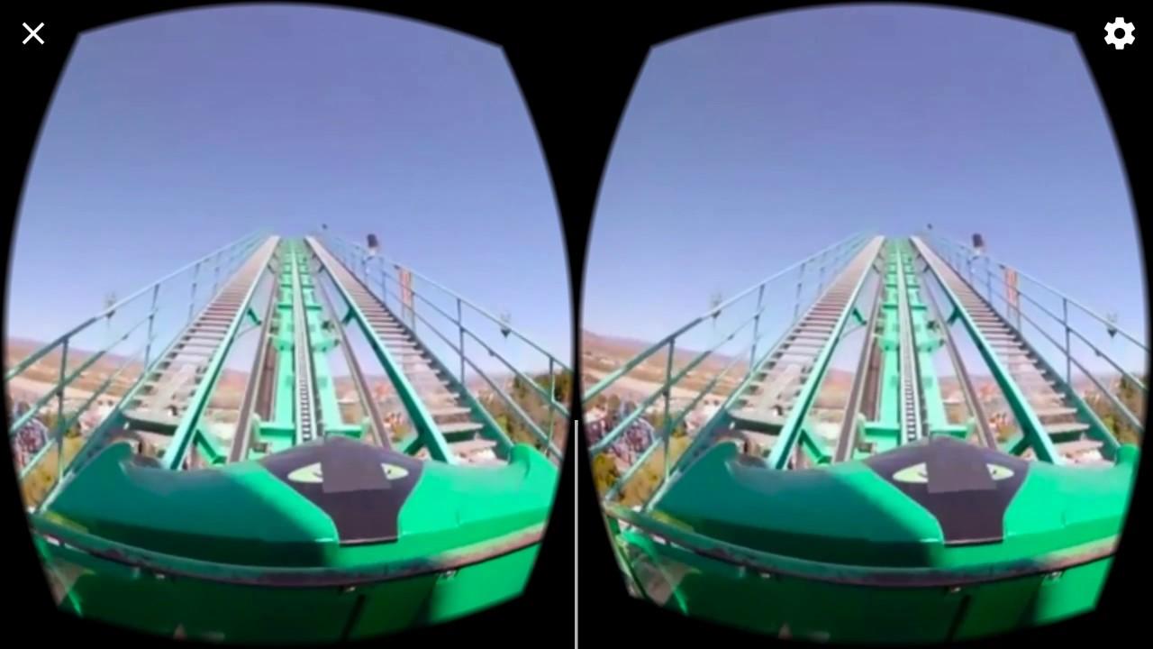 Image result for VR Thrills: Roller Coaster 360 app
