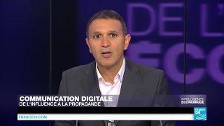 Communication digitale : de l'influence à la propagande