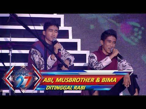 MEMANG TERBAIK! Abi, MusBrother & Bima KDI [DITINGGAL RABI] - Kilau Raya MNCTV 27 (20/10)
