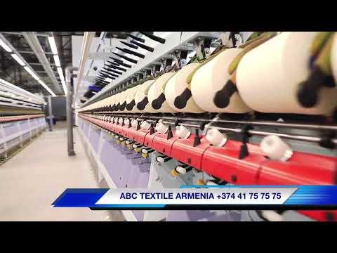 ABC And ANITEX Textile Armenia