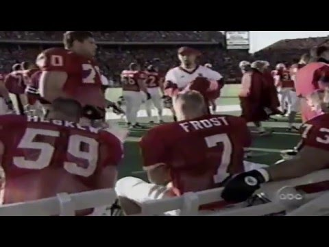 1997 Oklahoma at #1 Nebraska