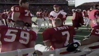 1997 Oklahoma at #1 Nebraska