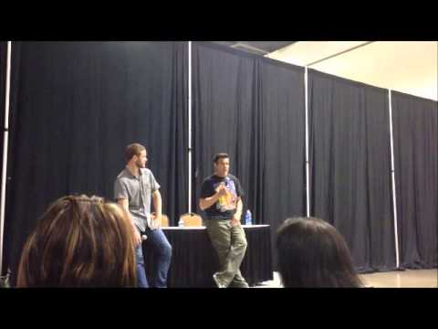 Eddie McClintock Reacts to Warehouse 13 being Cancelled