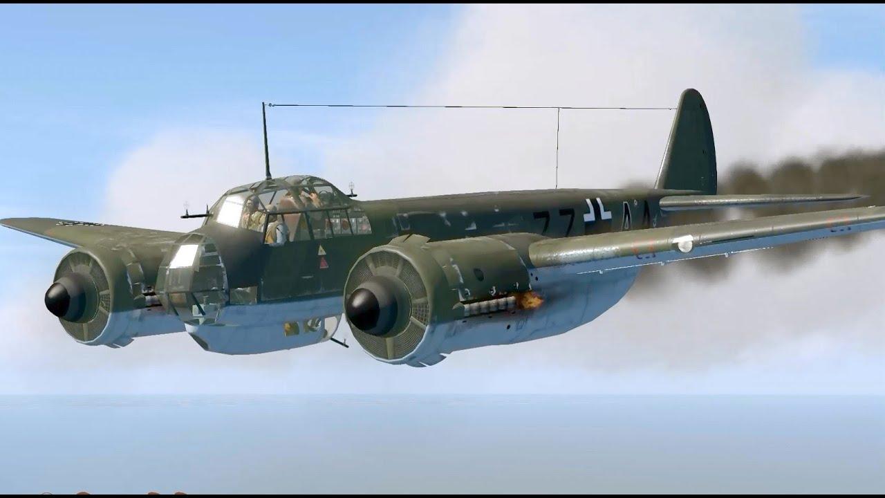 Ju 88 Rundflüge