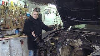 Фото Остался один шаг Мысли вслух. Убитый Porsche Turbo S. Монстр 12.