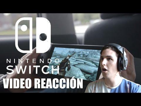 Nintendo Switch REACCIÓN - POR FIN, JODER
