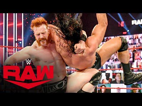 Drew McIntyre vs. Sheamus: Raw, Mar. 1, 2021