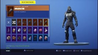 FORTNITE NEW ENFORCER SKIN! NEW ROADTRIP SKIN! HOW TO UNLOCK! @BlazedRts