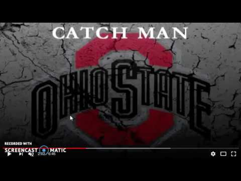 Ohio State Football Practice Cornerback Pro Breakdown ...