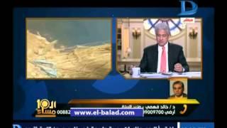 بالفيديو .. وزير البيئة : تماسيح ترعة الإسماعيلية قادمة من سوق الجمعة