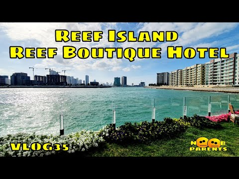Reef Island / Reef Boutique Hotel (Pure Visual Tour) - Vlog 35