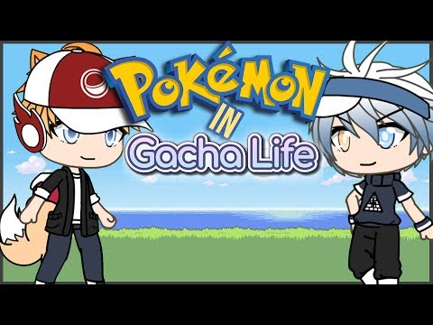 Pokemon In Gacha Life?!   Gacha Life Parody